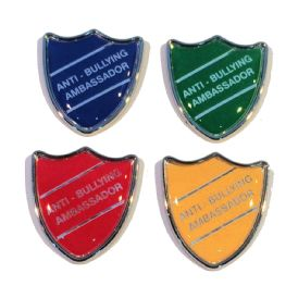 ANTI-BULLYING AMBASSADOR badge